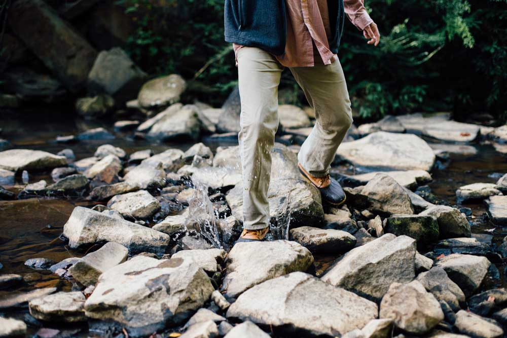 Comment arrêter les frottements de cuisses pendant la randonnée