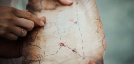Comment se situer sur une carte avec la technique de triangulation