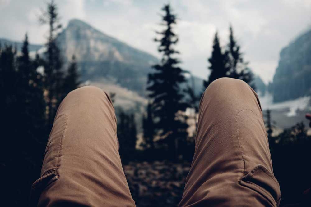 Randonnée et douleur aux genoux : MES CONSEILS