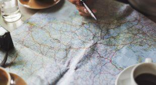 Comment lire une carte topographique pour randonnée