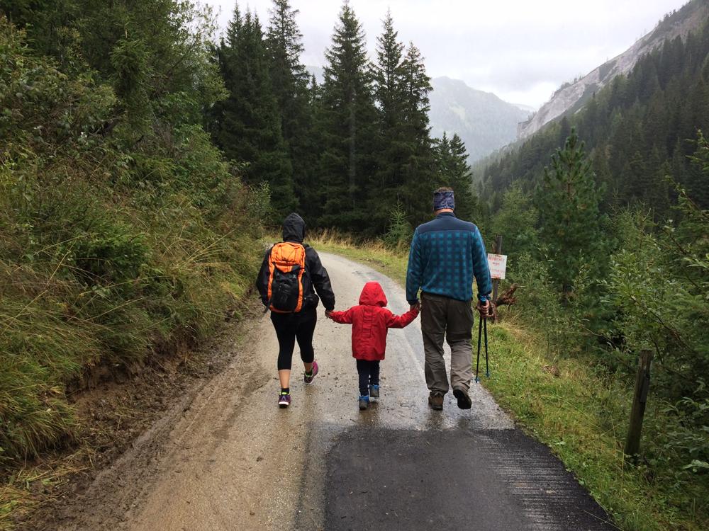 Randonnée pédestre avec des enfants – FAQ