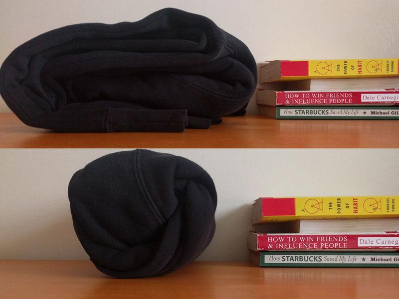 Comment organiser intelligemment ses vêtements dans un sac à dos de randonnée