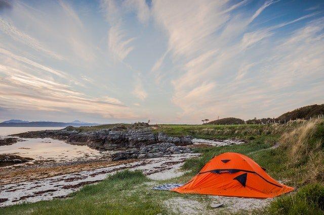 Comment bien camper pendant la randonnée? (EN 4 ÉTAPES)