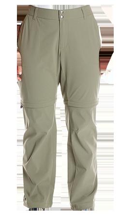 6285305581d94f Comment choisir le meilleur pantalon de randonnée pour femme - Evanela