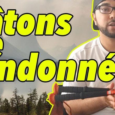 [VIDEO] COMMENT BIEN CHOISIR VOS BÂTONS DE RANDONNÉE
