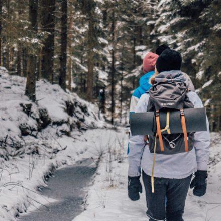 7 conseils pour la randonné et le camping dans la neige
