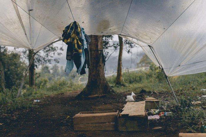 Les meilleures bâches camping de randonnée