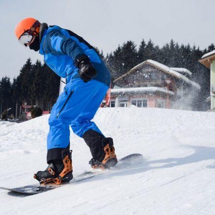 15 Étapes Pour Apprendre à Faire du Snowboard