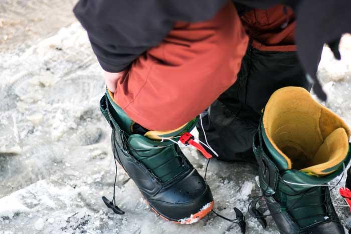 Meilleures Chaussures de Snowboard – Guide d'Achat