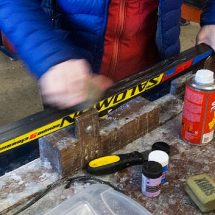 Comment Farter Vos Skis/Snowboards