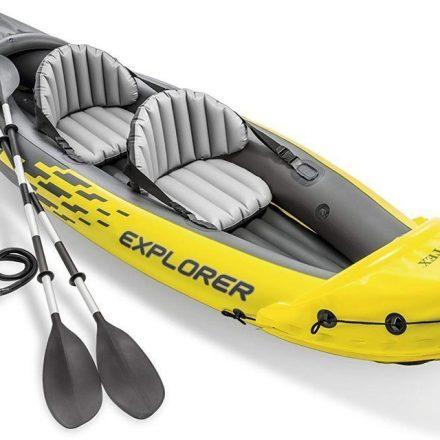 Types de kayaks: quelles sont les différences?