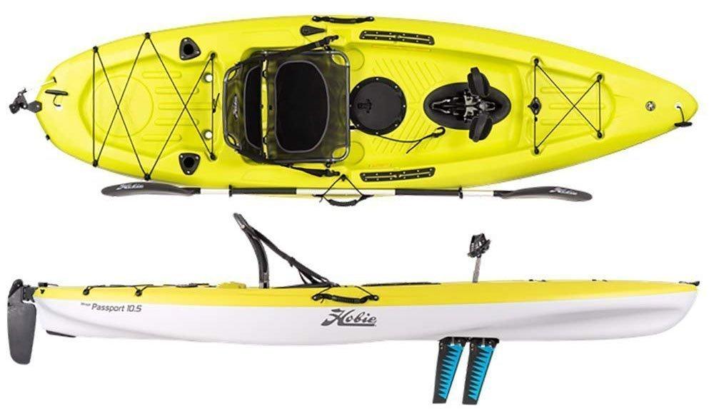 Mes 10 Meilleurs Kayaks Légers (Comparatif & Guide d'achat)